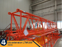 Jib extension/second winch Liebherr LTM 1200-5.1